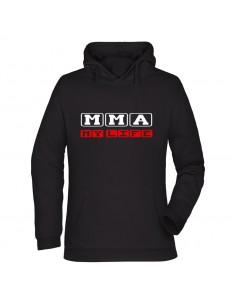 MMA hoody my life with a...