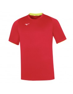 T-shirt Mizuno tennis Team...