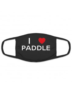 Protective mask I Love Paddle