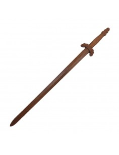 Straight sword wooden tai chi