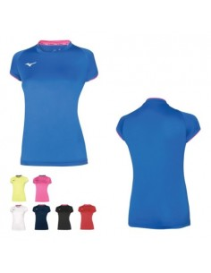 Jersey Mizuno women's Team Core Tee, m/c