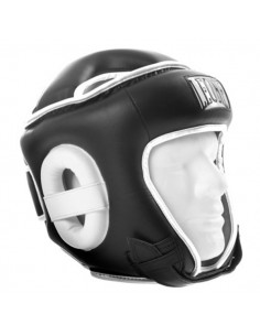 Helmet Lion Combat black