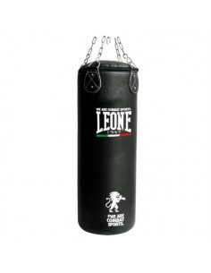 Punching Bag Leone training...