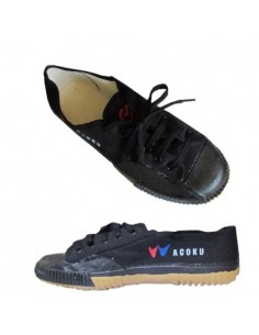 Shoes kung fu wushu shaolin black