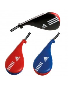 Hitter in double Adidas...