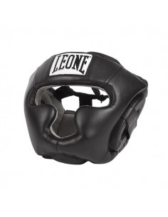 Casco de León Junior black