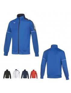 Jacket Mizuno men Team Track