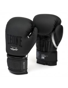 Boxing gloves Leone Black&White