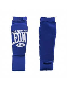 Shin-guards Lion Comfort blue