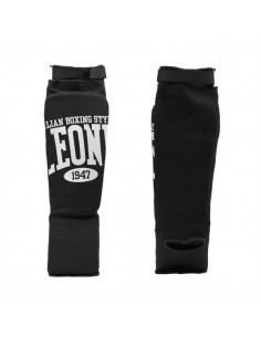 Shin-guards Leone Comfort black