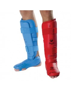 Shin-guards Tokaido karate WKF