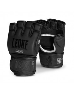 Handschuhe Leone mma-Black Edition-4 Oz