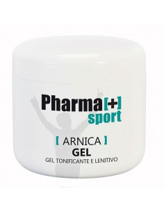 Gel-Pharma+ Arnika 500 ml