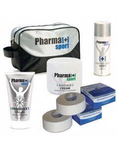 Borsa Pharma+ kit Kick Thai Boxe