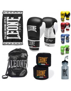 Kit Leone 1947 Boxing Flash