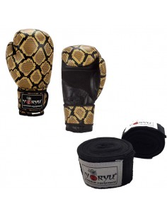 Kit Yoryu De Boxe Du Serpent