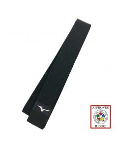 Belt Mizuno black Competition IJF