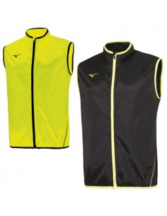 Sleeveless jacket Mizuno Authentic Rain