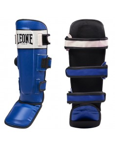 Shin-guards Lion Shock blue