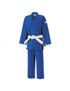 Judogi Mizuno Kodomo 350gr Blue with belt