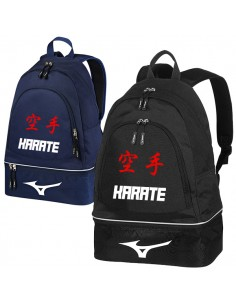 Backpack Mizuno Karate Team Japan Kanji