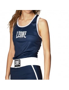 Tank top Leone 1947 boxing woman Match