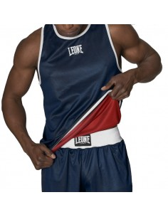 Tank top Leone 1947 boxing Double Face