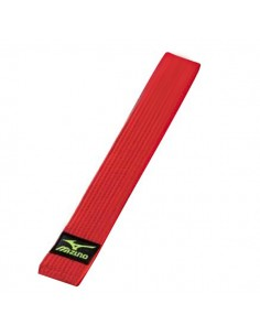Belt Mizuno-race Red