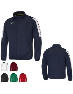 Jacket Mizuno Nara interlock