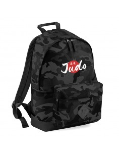 Backpack Judo camoblack