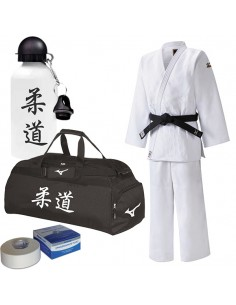 Kit Judo Mizuno Miss white