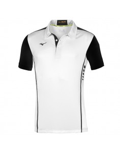 Polo Mizuno tennis Hex Rect...