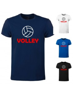 T-shirt Volleyball cotton