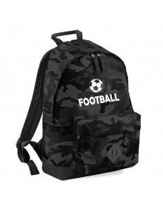 Backpack Football camoblack