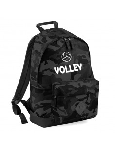 Backpack Volleyball camoblack