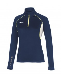 Sweatshirt Mizuno Running Premium JPN Warmer woman