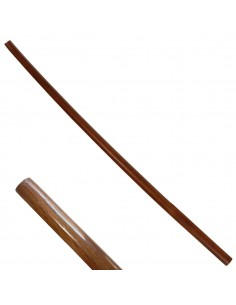 Bokken cherry wood tip cut