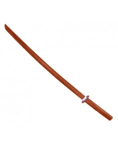 Bokken Ken cherry wood