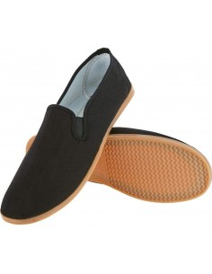 Shoes kung fu cotton sole rubber