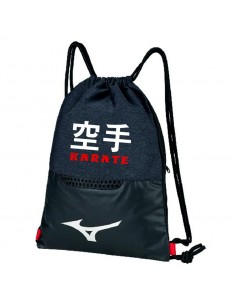 Bag Mizuno Draw grey Karate