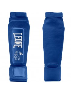 Shin-guards Lion Defender blue