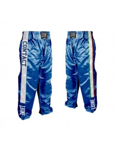 Pants Leone Kick Boxing blue