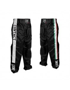 Pants Leone Kick Boxing black