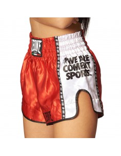 Shorts Leone thai Training Rot